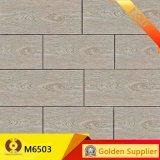 azulejos de suelo de madera de azulejos de la porcelana de 600X150m m Giain (M6517)