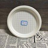 Plaque à papier non toxique remplaçable de vaisselle de dîner de Composable