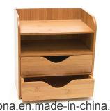 2017 Último diseño de bambú con Muti-Function Mini Desk