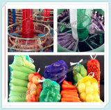 Sacchetto di verdure di plastica della maglia della macchina del sacchetto che fa macchina