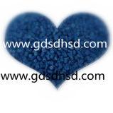 Blaues Masterbatch für das Schaumgummi-Aufbereiten