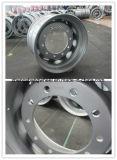 Высокое качество стальной колесный диск для погрузчика, бескамерные стальные ободья колес грузовика, стальные колеса