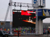 Schermo di visualizzazione del LED di luminosità alta di pubblicità esterna P4.81