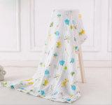 La coperta della mussola del bambino di alta qualità Swaddle la coperta con il disegno elegante