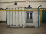 Cabina di spruzzo elettrostatica del rivestimento della polvere del multi ciclone