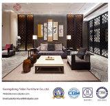 Mobilia cinese dell'hotel con il sofà del salone impostato (YB-WS-63-1)