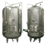 Chauffage de bonne qualité cuve de mélange en acier inoxydable 10000L 20000L 30000L