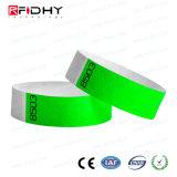 Bracelet RFID Multi-Color imperméable Tyvek