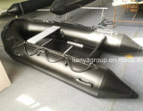 Barcos infláveis de Liya 2m-6.5m Foladble para a pesca
