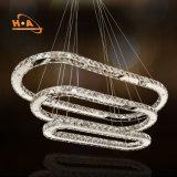Der meiste verkaufenmoderne Leuchter der produkt-LED des Kristall-K9