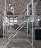 Гальванизированные леса Ringlock вертикальные/стандарты для конструкционных материалов