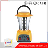 Nachladbare LED-Notleuchte, im Freien Emergency Multifunktionslampe