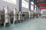 Sistema de osmose inversa garrafas de água mineral puro de tratamento para o SUS304