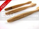 Brosse à dents en bambou de gosse de brosse à dents d'enfants