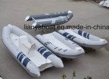 Liya 34m de Kleine Opblaasbare Boot van de Rib van China voor Verkoop