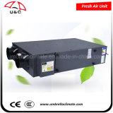 高水準Pm2.5の静電気のクリーニングの全体の熱交換器