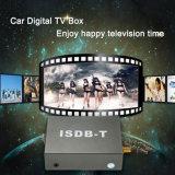 車ISDB-T TVのチューナーの受信機ボックス1セグメントISDB-TデジタルTVの受信機