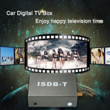 Приемник этапа ISDB-T цифров TV коробки одного приемника тюнера автомобиля ISDB-T TV