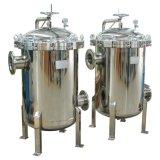 Alojamento do Filtro de Água/Filtro de Mangas Alojamento/Alojamento do saco de filtro de PP