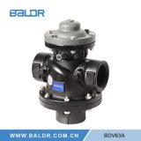 Válvula 3-Way & dobro do remoinho automático da câmara para sistemas do filtro da irrigação