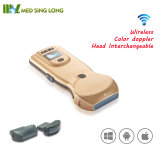 高品質携帯用無線はさみ金のアレイカラー超音波のプローブ