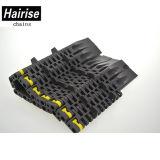 Hairise Har8505 Transition dynamique de la courroie du convoyeur en plastique de type plat