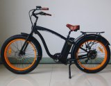 脂肪質のタイヤが付いている高品質の電気自転車