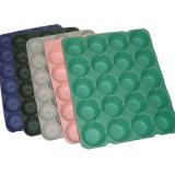 El papel usado del alto rendimiento recicla la máquina de la bandeja del huevo (ET2000)