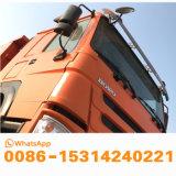 アフリカの熱い販売の最もよい条件そして最もよい価格のHOWOのダンプトラック336HP 10のタイヤ