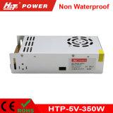éclairage à sortie unique du bloc d'alimentation DEL de commutation de 350W 5V 70A