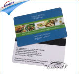 Plastic Colourful Printed Write Dated Magnetic Stripe Card
