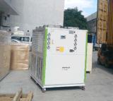 Refrigeratore di acqua raffreddato aria di temperatura insufficiente per la macchina medica