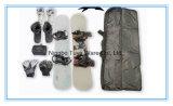 мешок Snowboard катания на лыжах способа высокого качества ткани 1680d Оксфорд