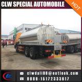 Camion del trasporto dell'asfalto di Dongfeng 6*4, camion del distributore del bitume