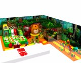 2015 Diseño de Interiores Electric playground para niños