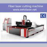 Corte a Laser de fibra 750W & gravura a máquina de aço de Metal