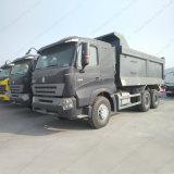 Sinotruk HOWO A7 6X4 380HP 30 tonnes de lourdes Dump/camion à benne basculante
