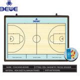 2018 4 la formación de la auditoría de fábrica del pilar de la junta magnética táctica portátil plegable de la Junta de Entrenamiento de baloncesto