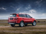 De Chinese High-End off-Road Auto SUV van Landwind X8 4X2