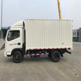Light Dry Van Box Cargo Vrachtwagen van China