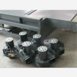 Tm-IR750 de Chemische Oven van de Drogende Tunnel van IRL van de Industrie voor oplosbaar-Inkt van het Materiaal van het Glas en van de Plank