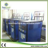 Refrigerador de agua industrial del refrigerador del compresor refrigerado por agua de Bitzer para la máquina del moldeo a presión