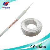 Câble coaxial RF Sat703 RG6 pour télé satellite