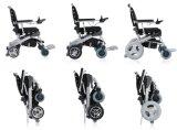 Hight 질 1 두번째 전기 Foldable 휠체어 최신 판매