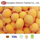 Hochwertiger gefrorener beinahe gelber Pfirsich mit gutem Preis