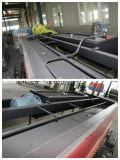 Máquina de corte hidráulica de QC12y-8*3200mm/cortadora hidráulica de la placa