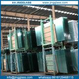 平らで低い鉄のゆとりのフロートガラスのFreenの緑のフロートガラスシート