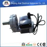 Motor redutor assíncrono monofásico de CA de 230 W.