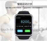 Móvil vendedor caliente/reloj elegante de la muñeca de Bluetooth con la pantalla táctil Q7 de TFT
