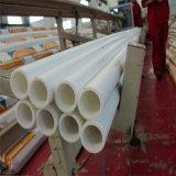 Tubulações plásticas do diâmetro PVC/PE da resistência térmica PPR grandes e encaixes Uesed à construção, municipal, industrial e ao Agricultur